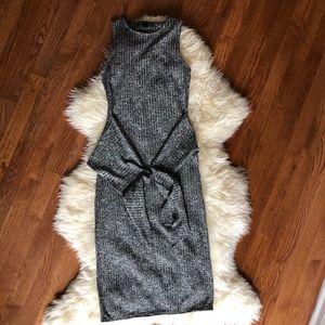 Forever New knit midi dress
